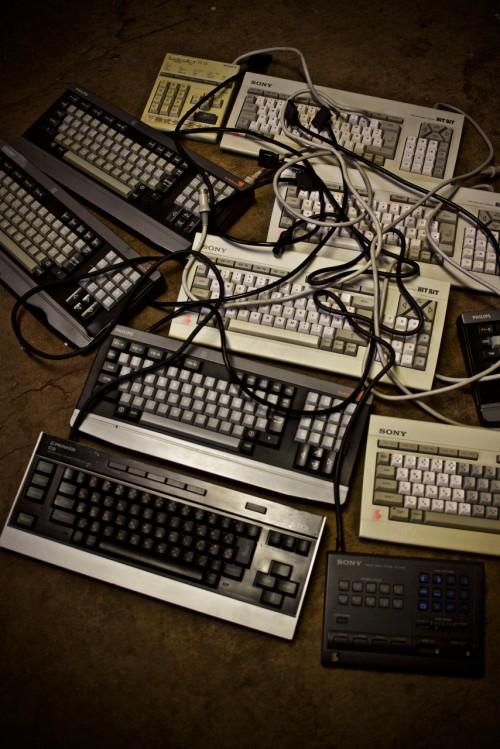 Detachable Keyboards Pioneer Sony Philips