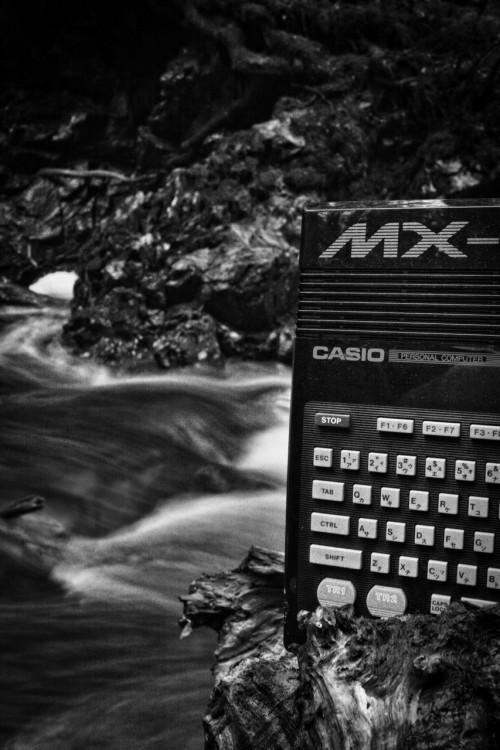 Casio MX10 MSX