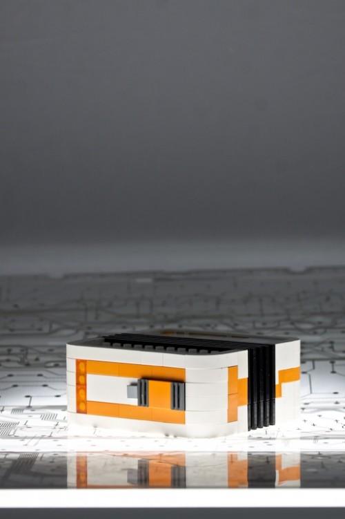 LEGO Concept FPGA MSX
