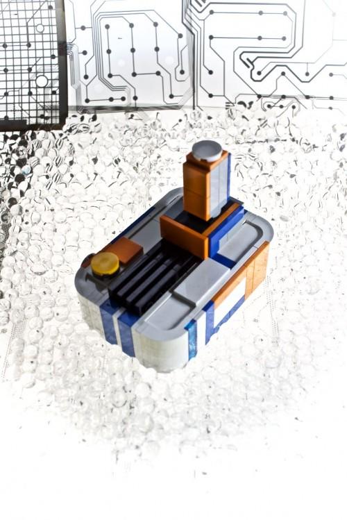 Lego Joystick MSX