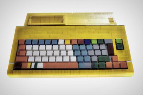 Lego Concept MSX Case