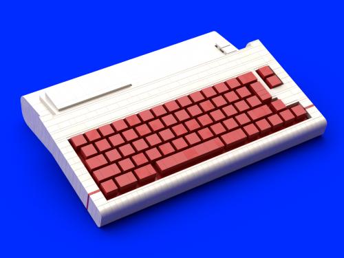 Lego MSX Case