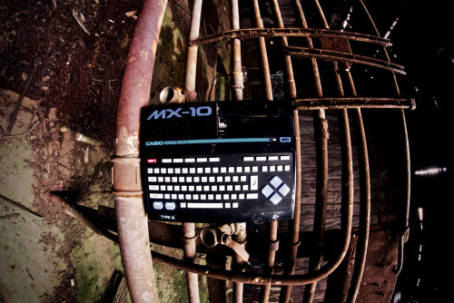Casio MX 10 MSX